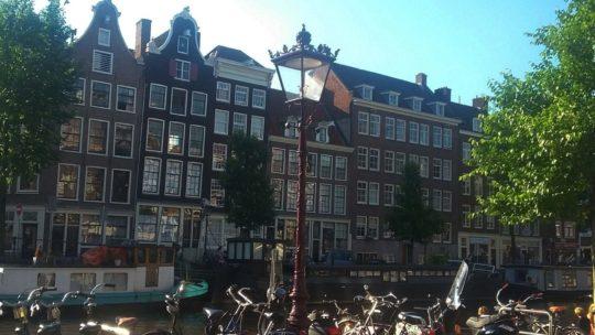 Llegamos a Amsterdam