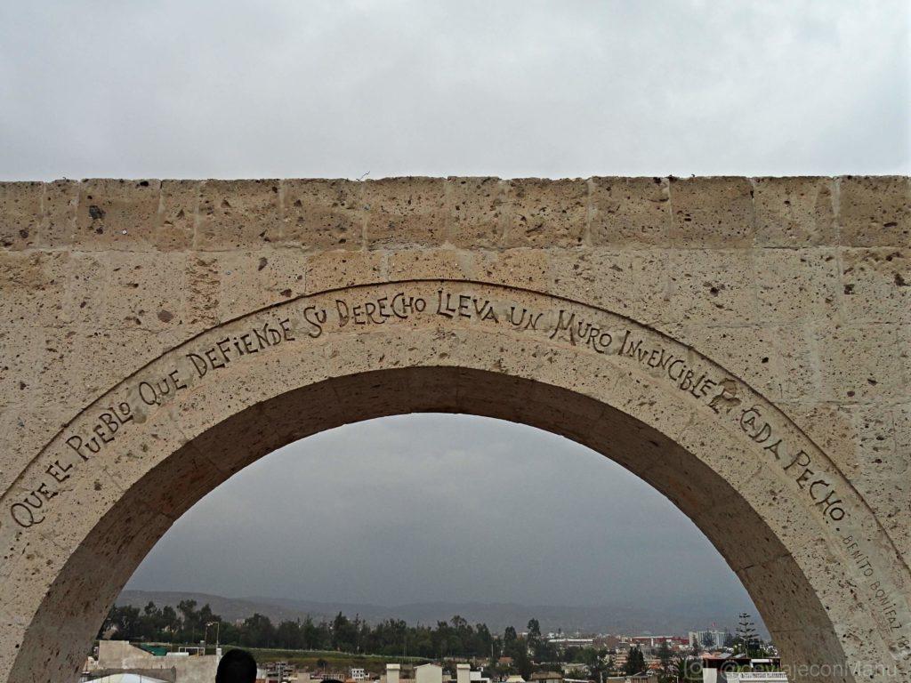 Arco de Yanahuara