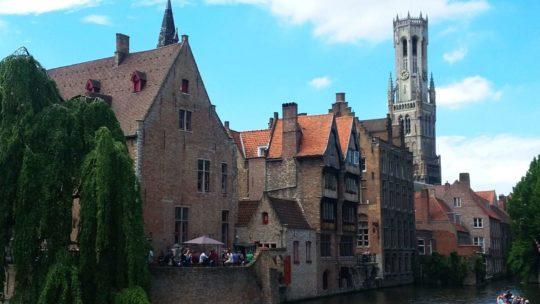 Ghent y Brujas express