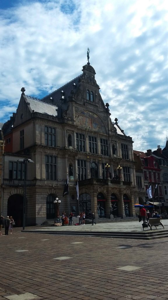 Plaza de Ghent