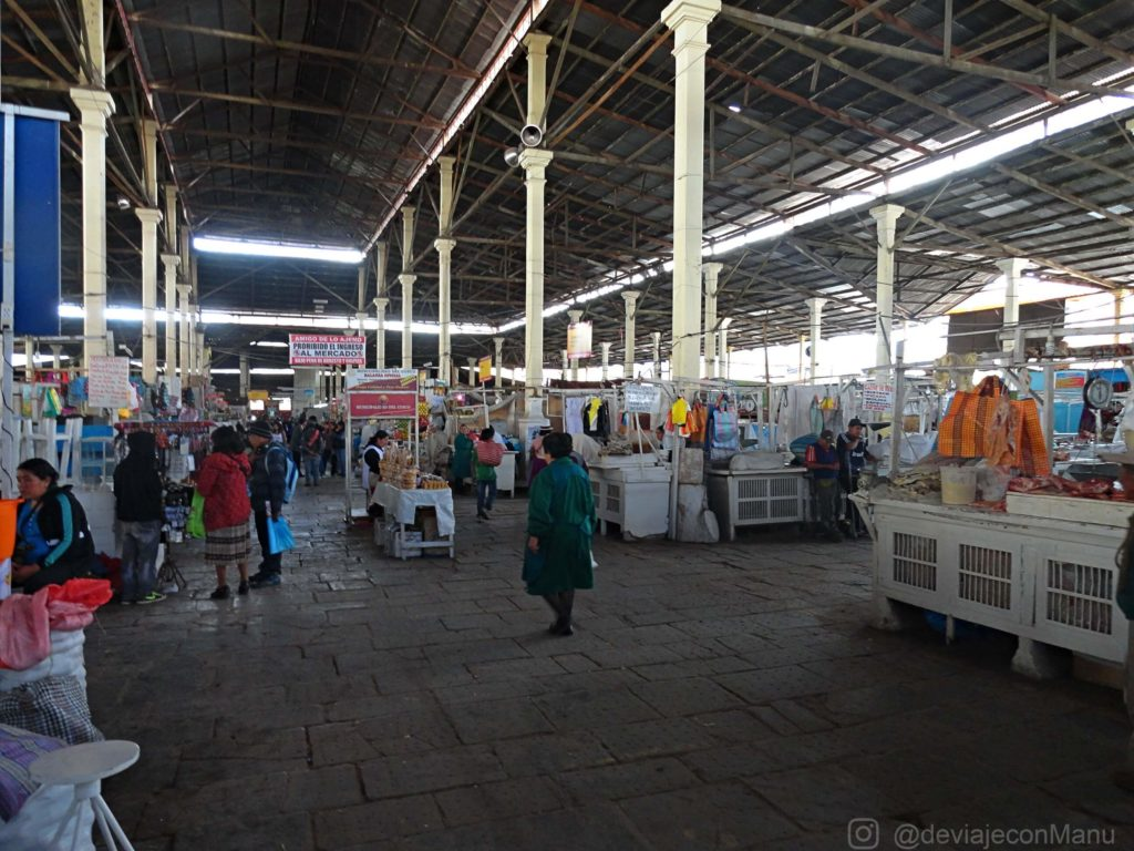 Mercado de Cuzco