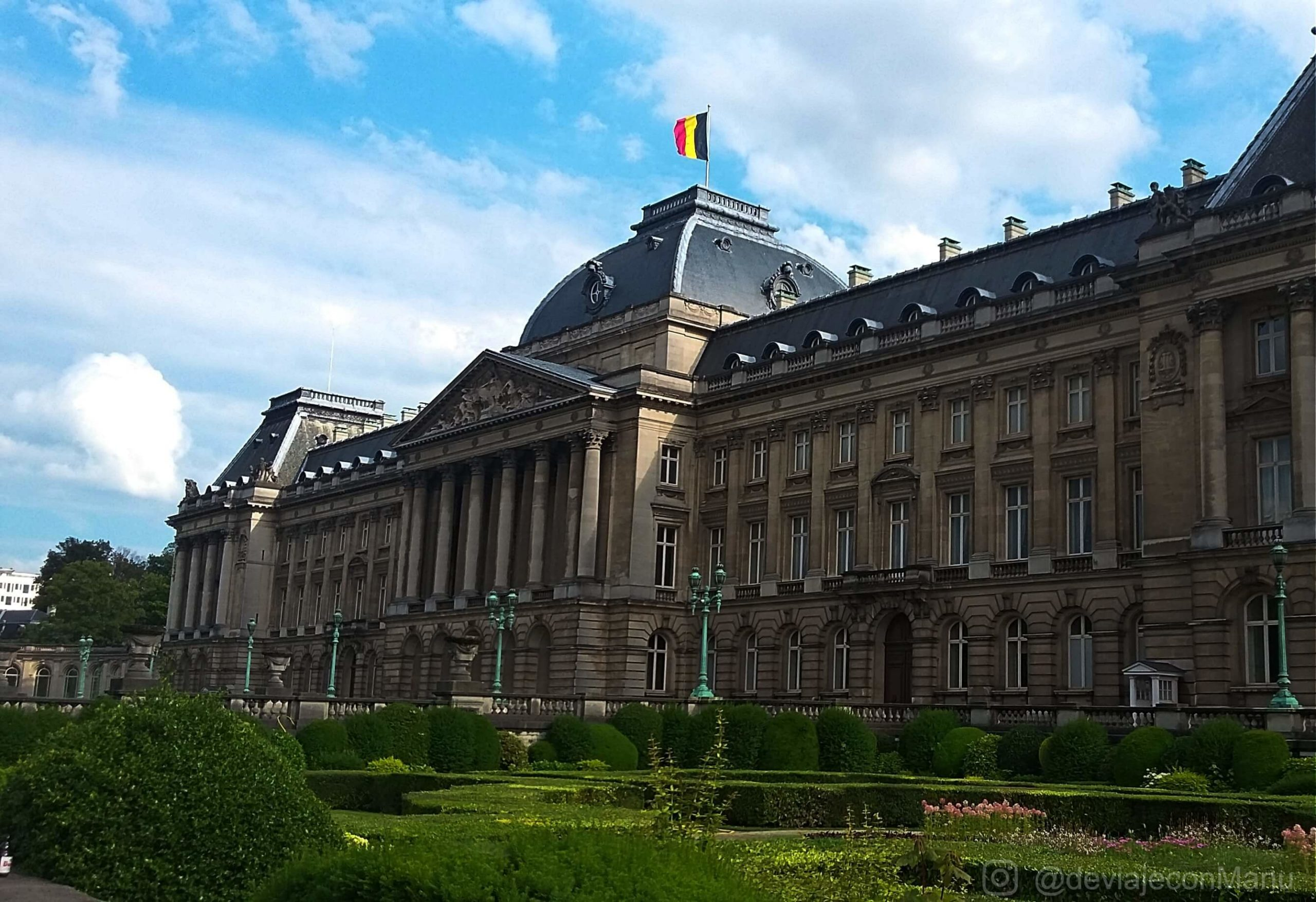 Palacio Real de Bélgica