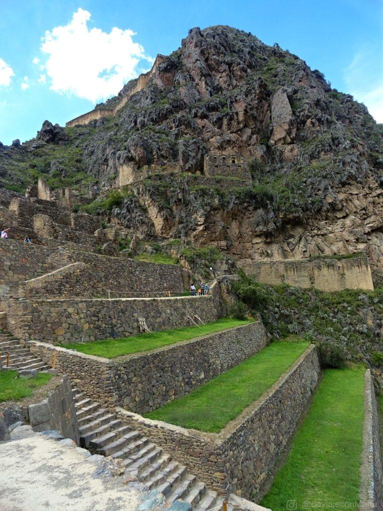 Terrazas de Ollantaytambo