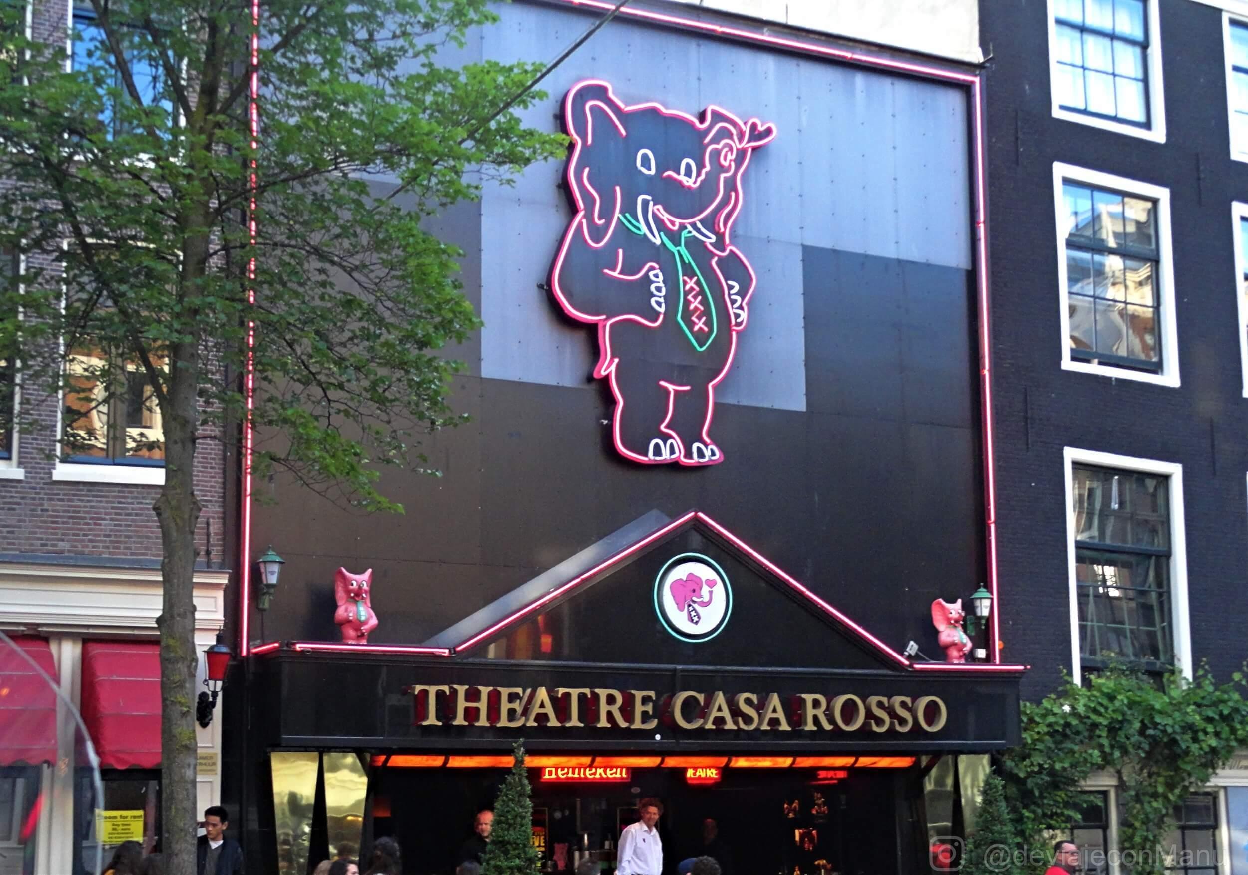Theatre Rosso