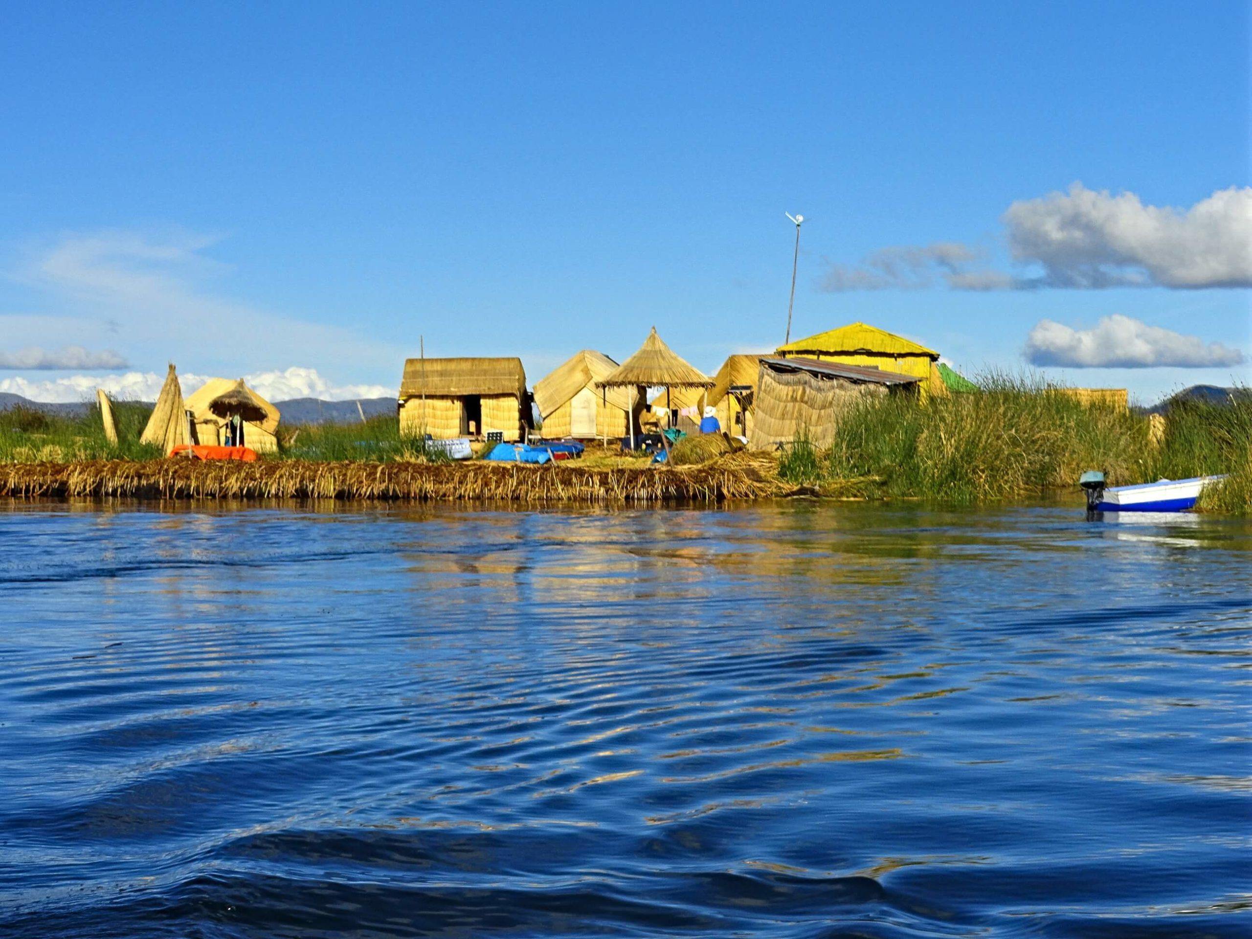 La plenitud del Titicaca