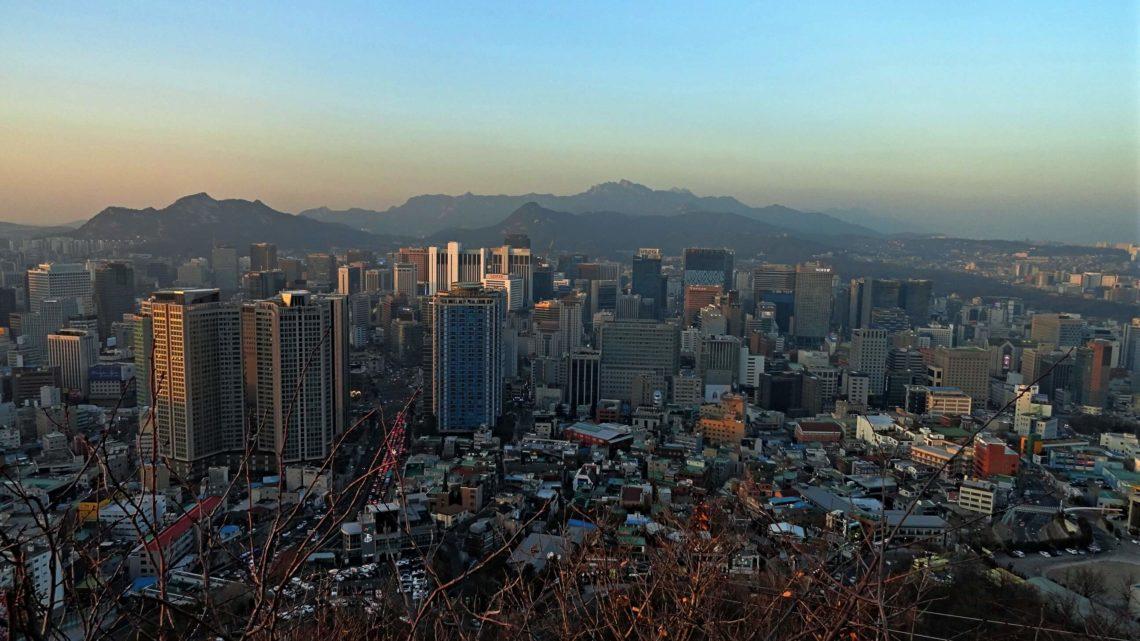 Primera tarde en Seúl