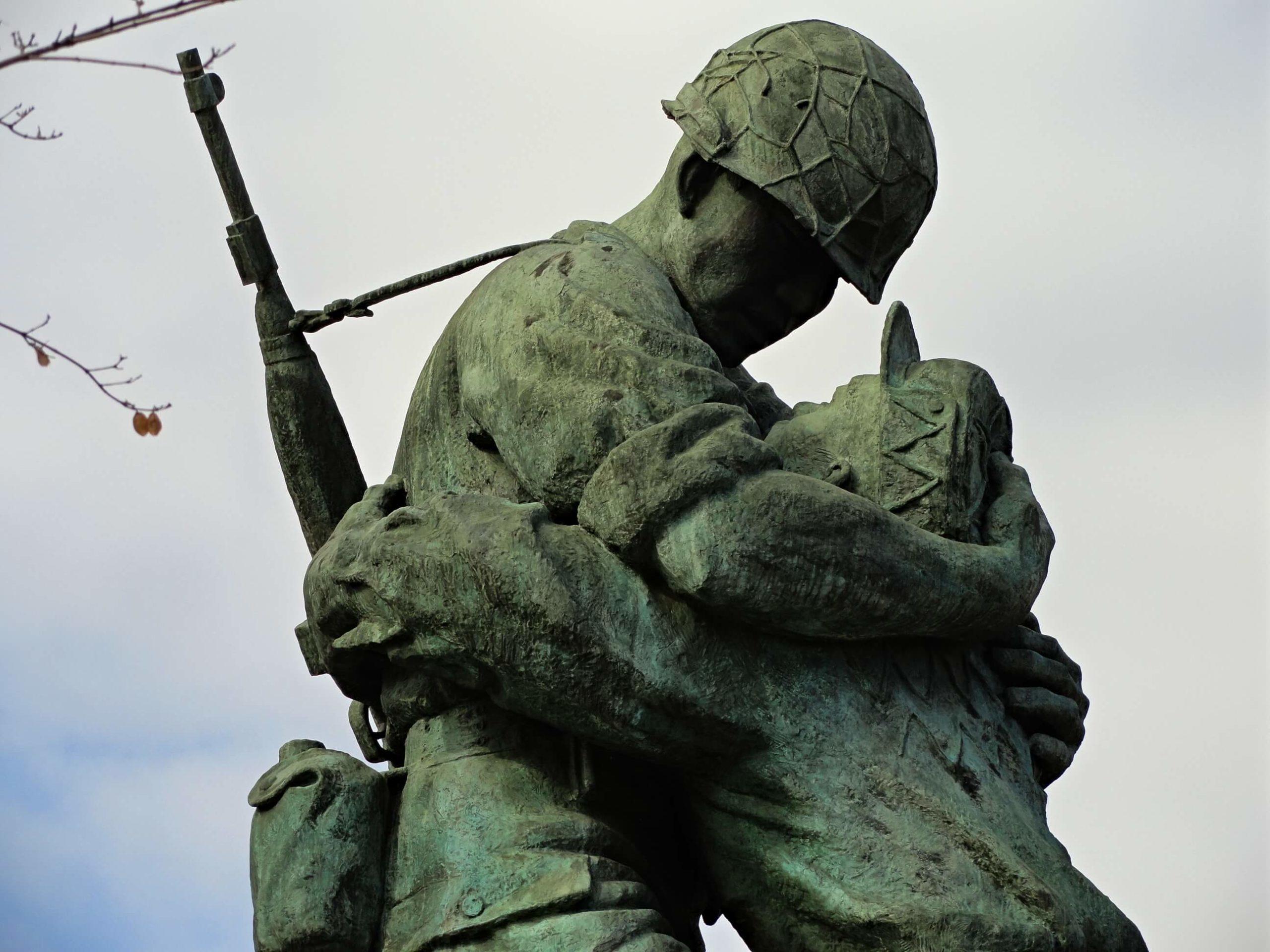 Portada War Memorial of Korea