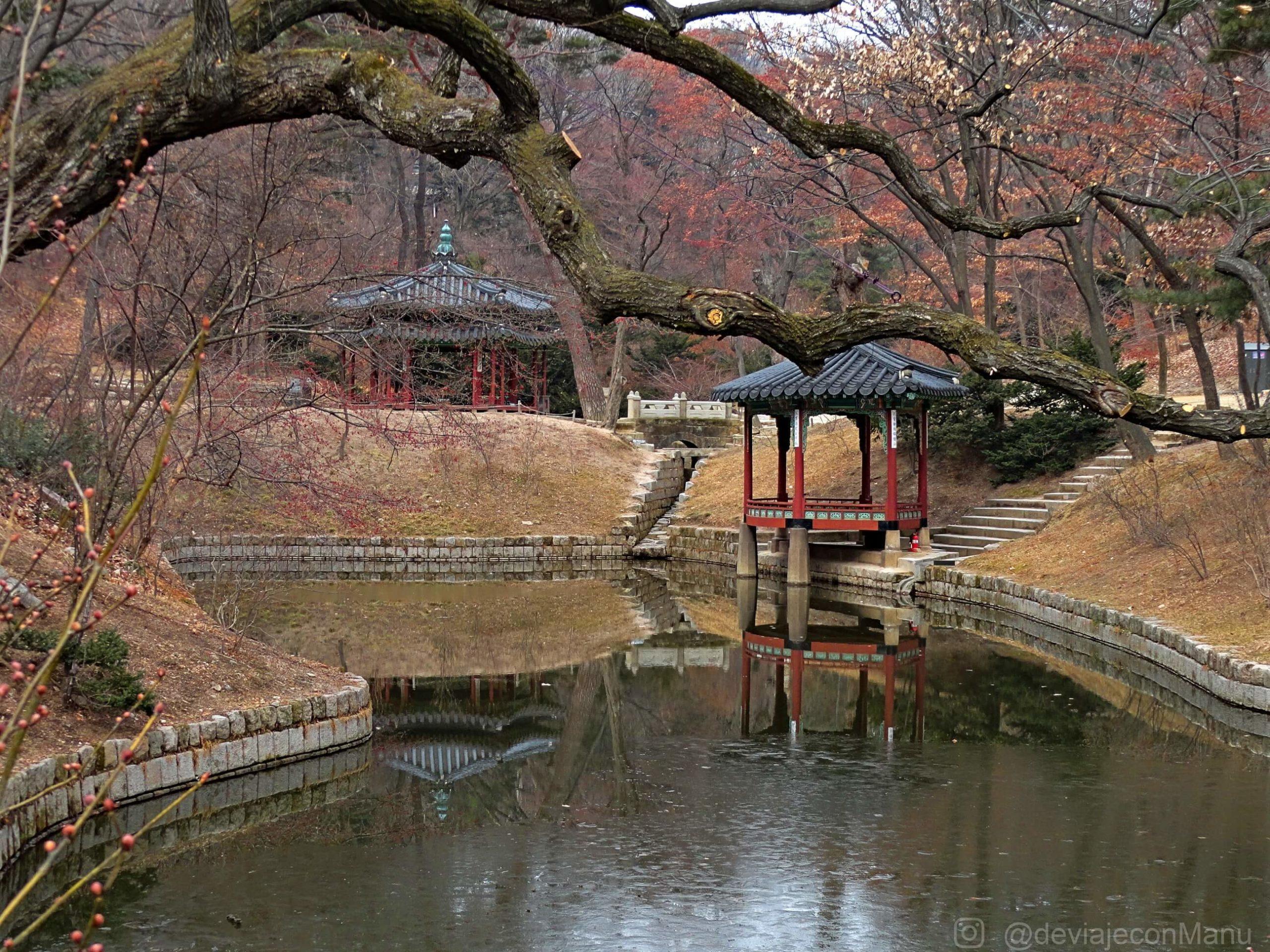 Arroyo del Secret Garden