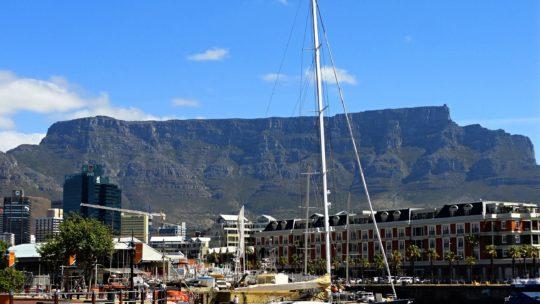 Ciudad del Cabo, una singularidad africana