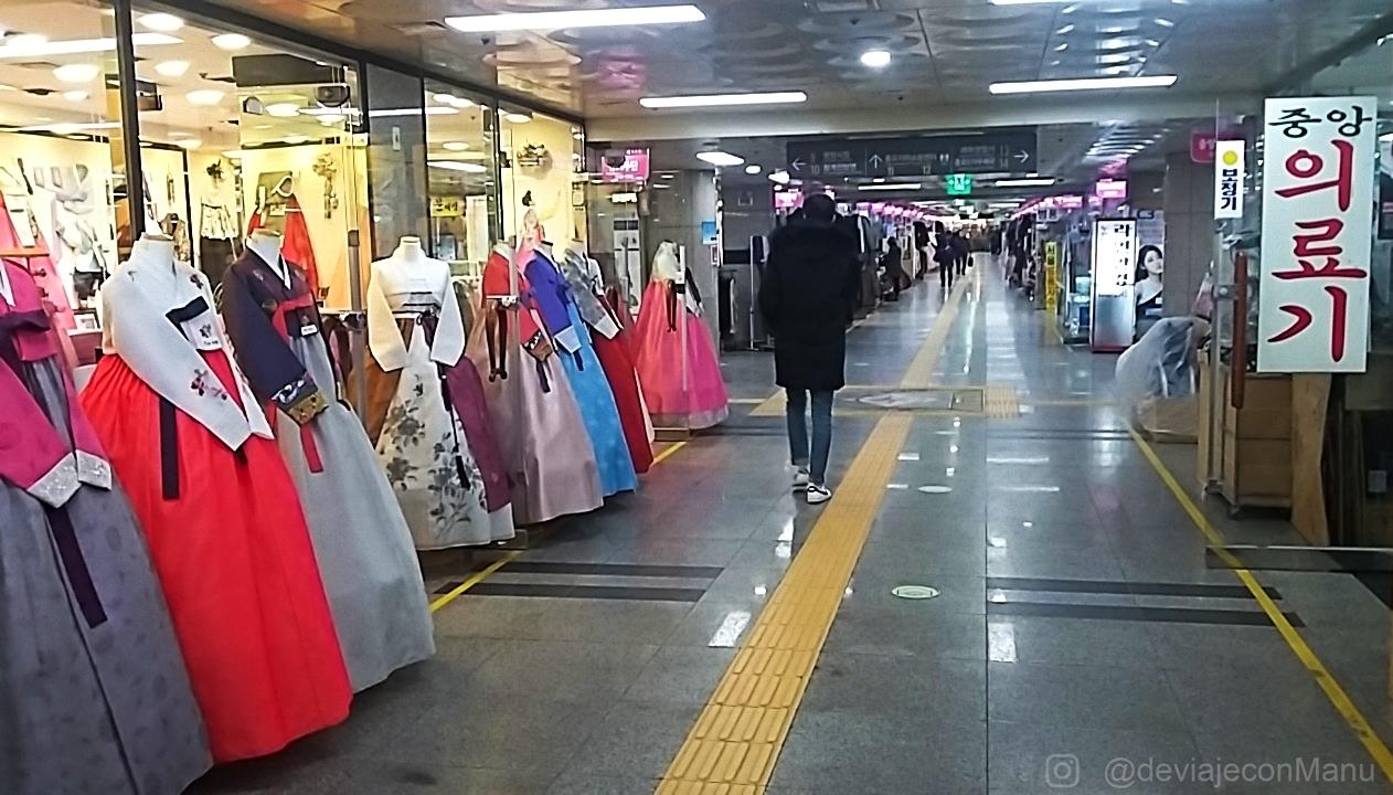 Shopping subterráneo