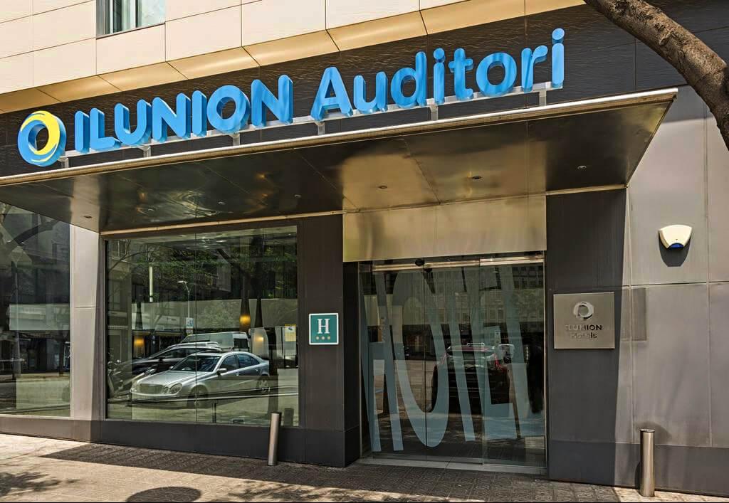 Hotel Illunion Auditori