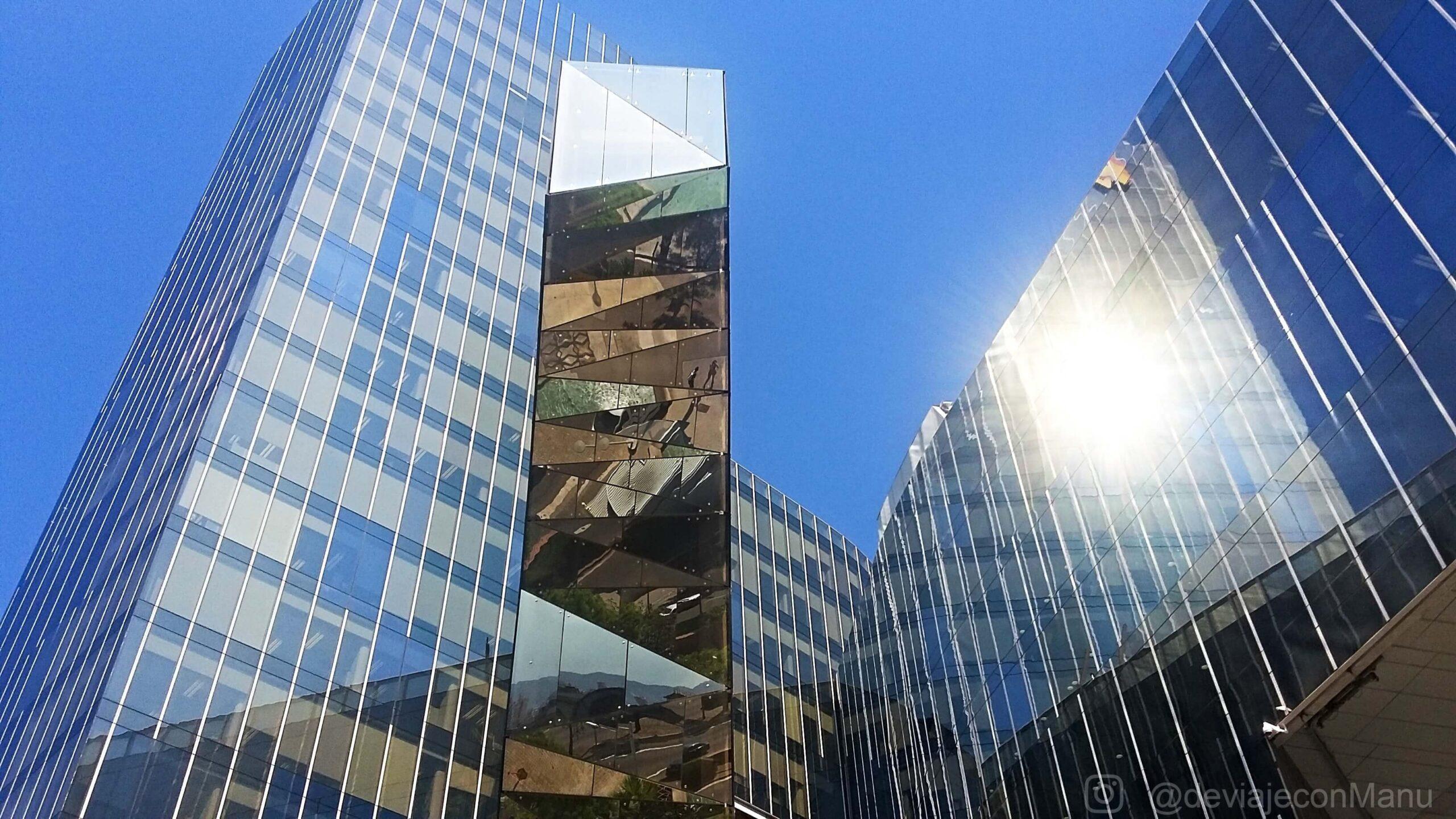 Arquitectura espejada