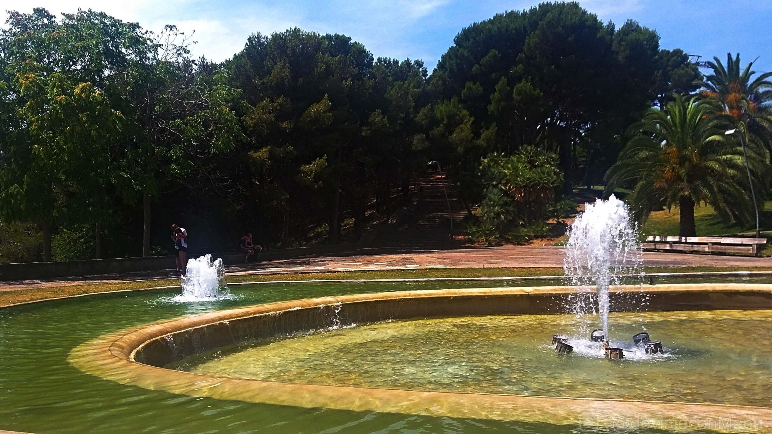 Fuente de Barcelona