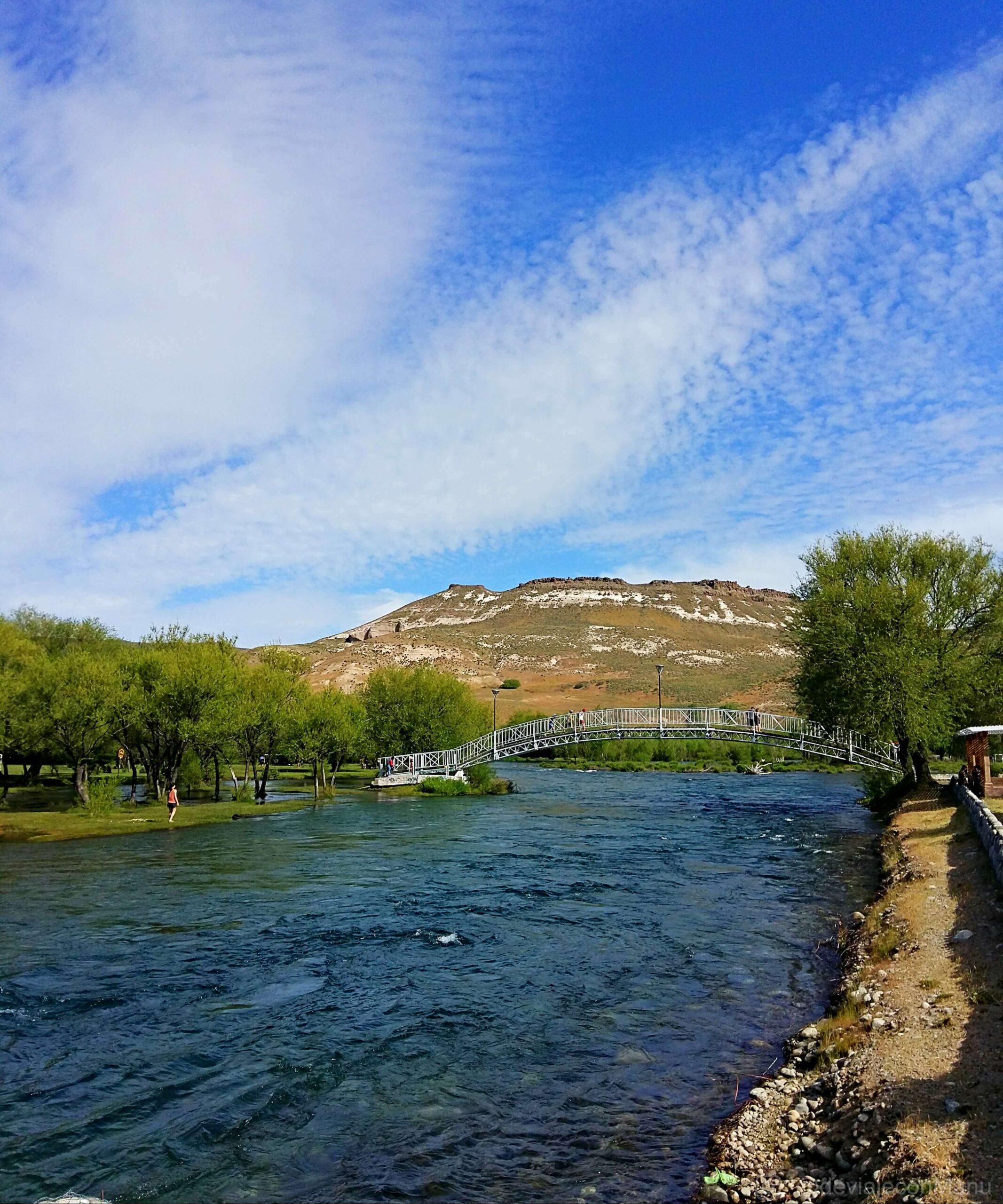 Chimehuin puente