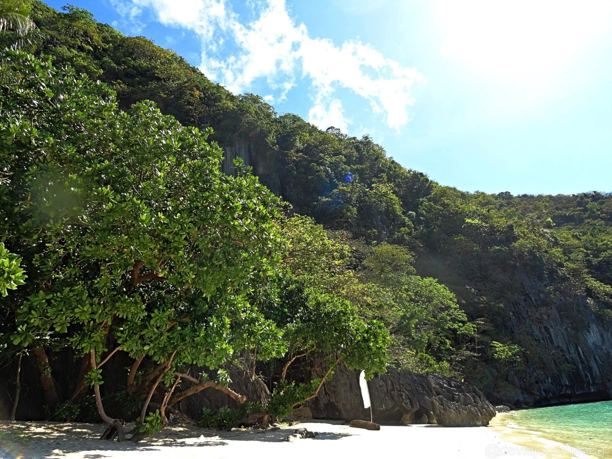 7 Commando Beach
