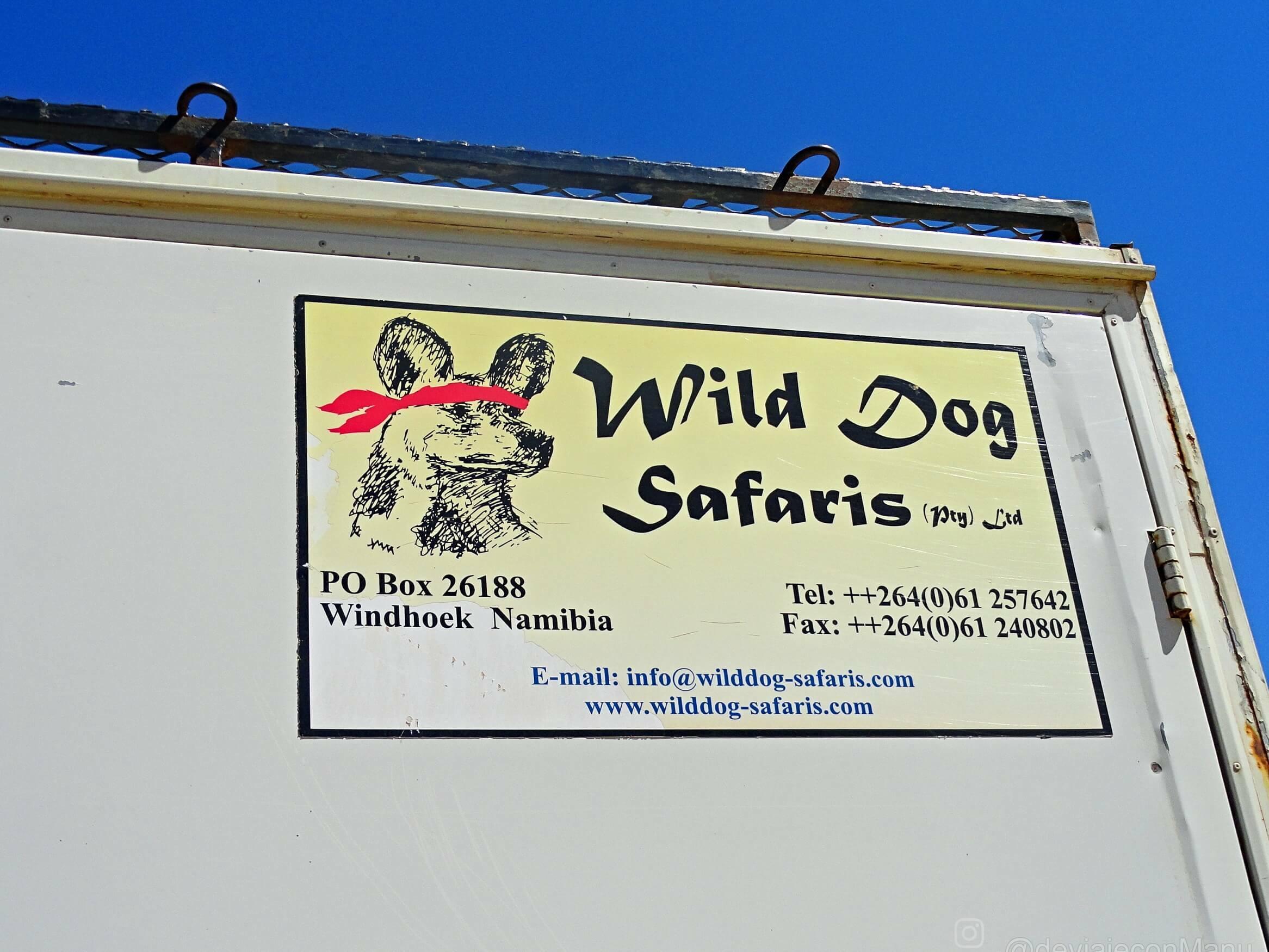 Wild dog safaris