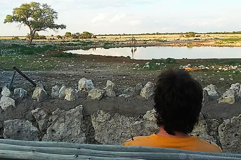 Lago okaukuejo