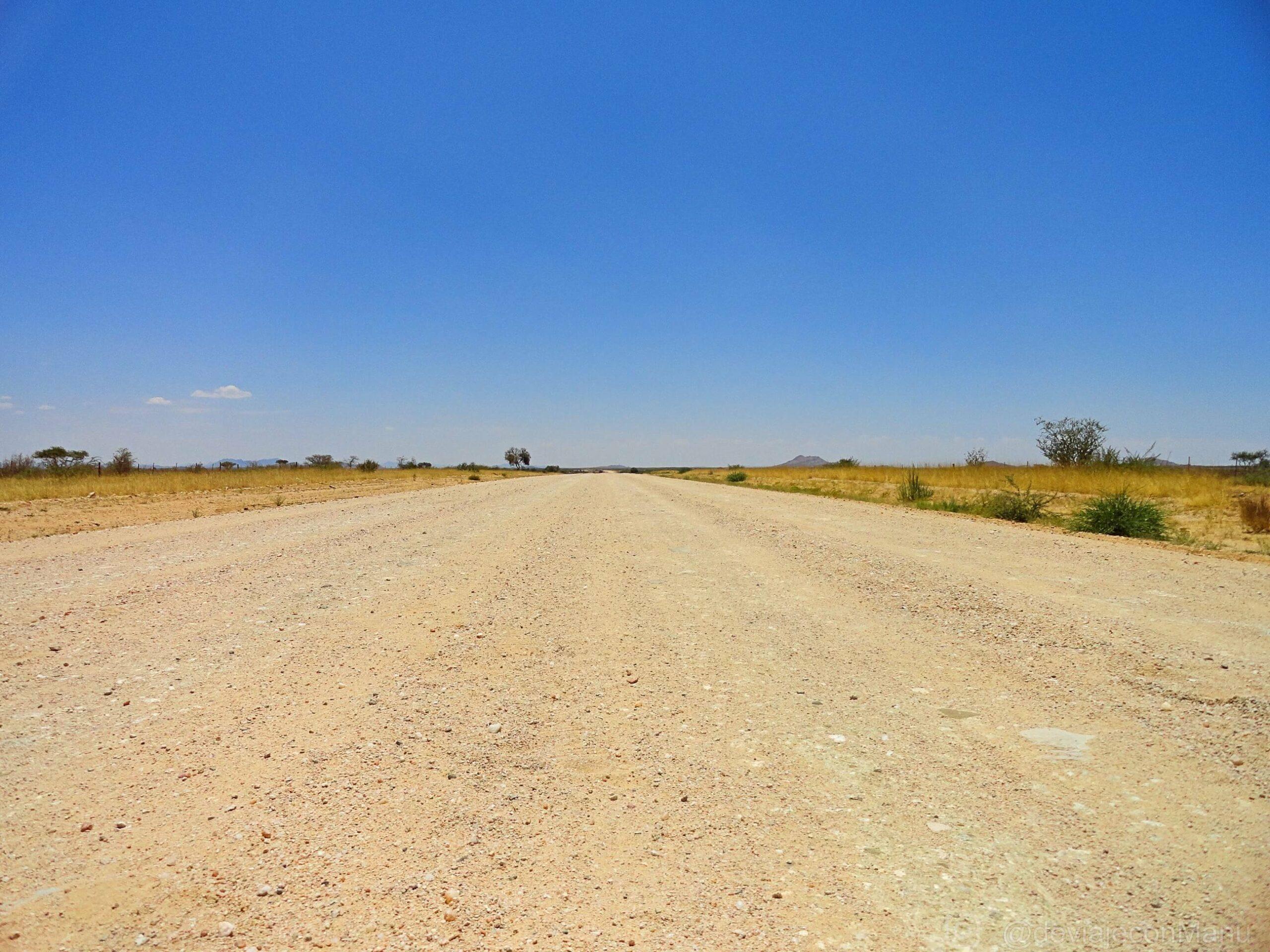Ruta namibia