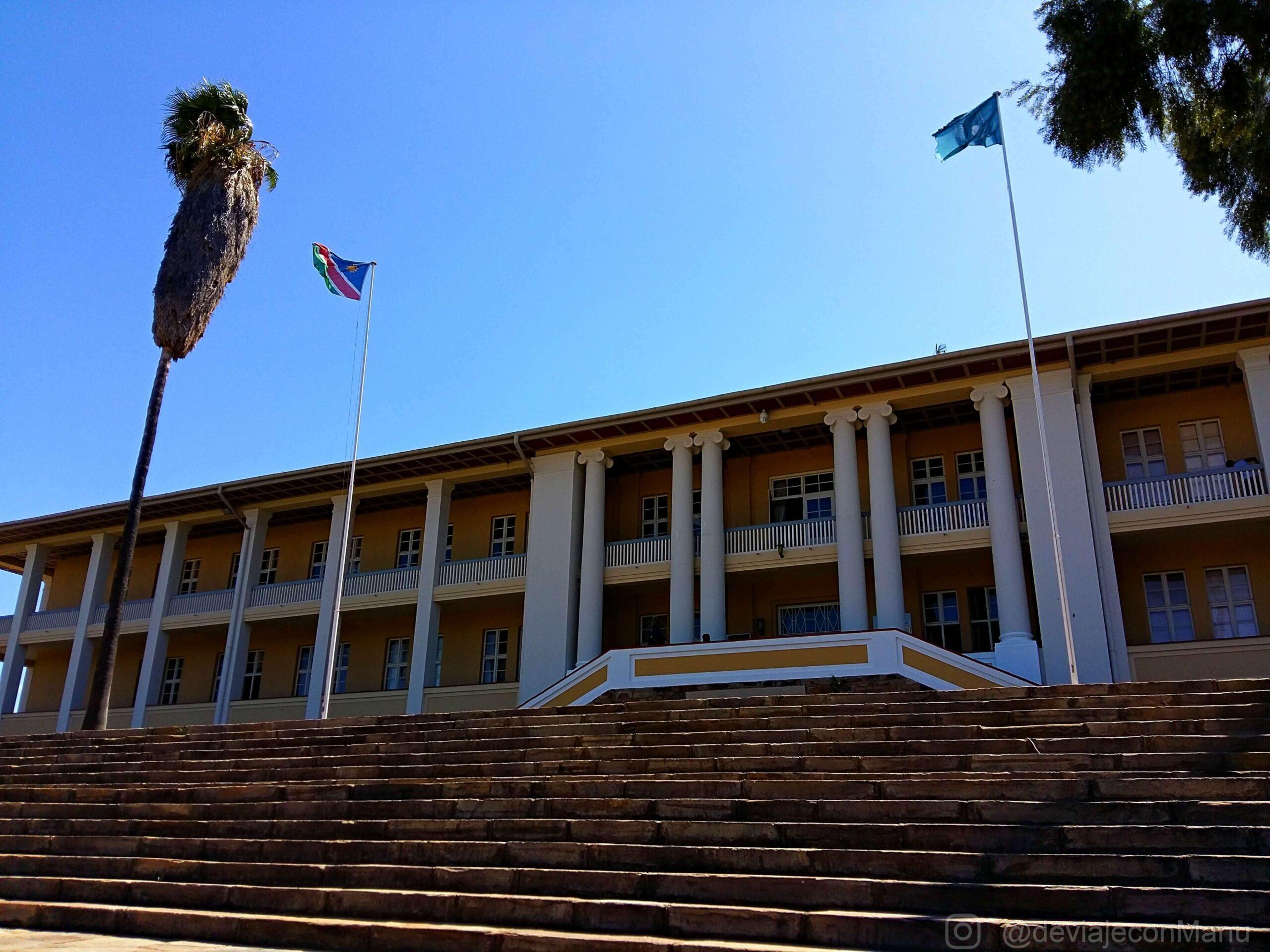 Parlamento namibio