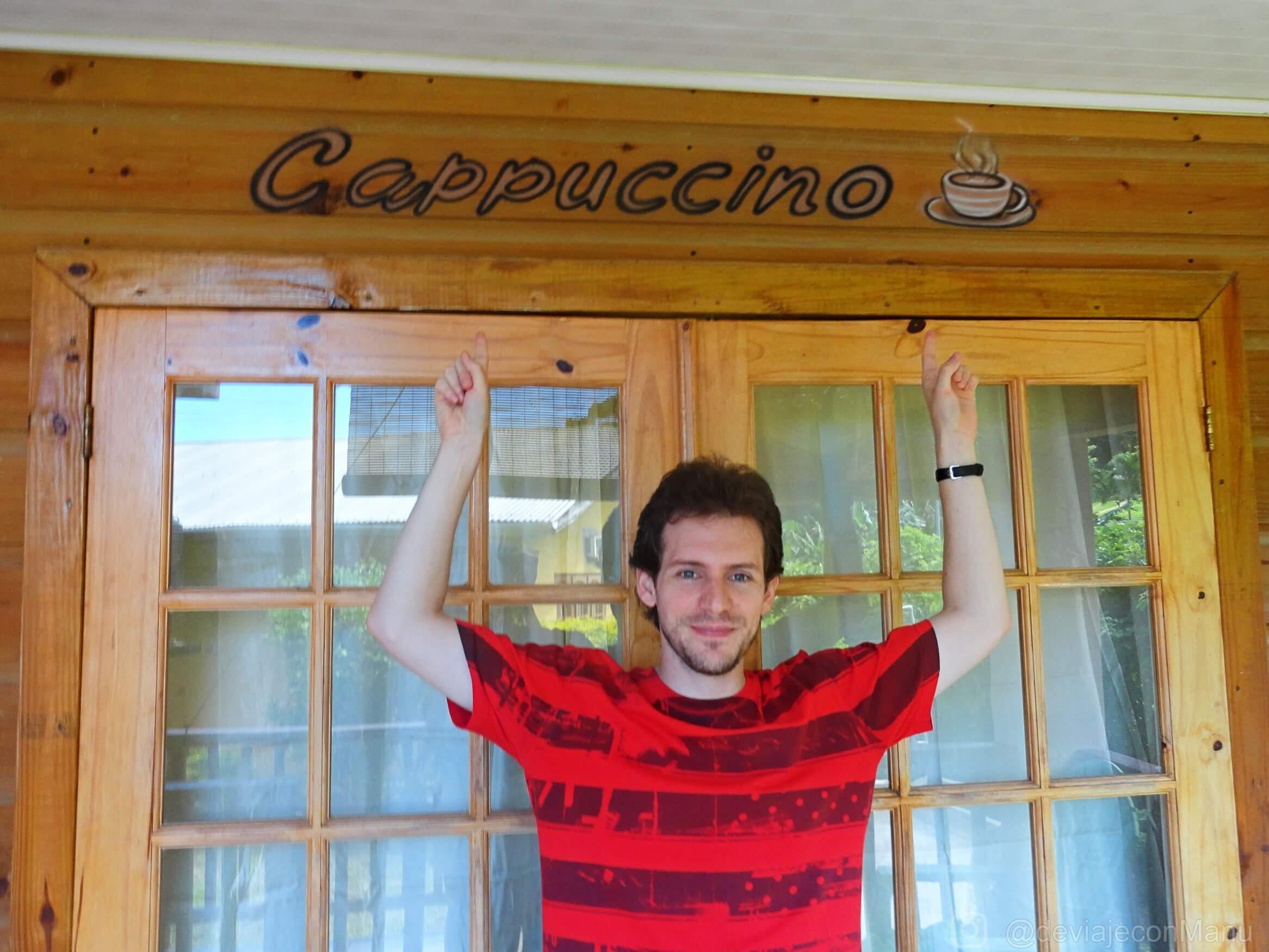 Habitación Capuccino