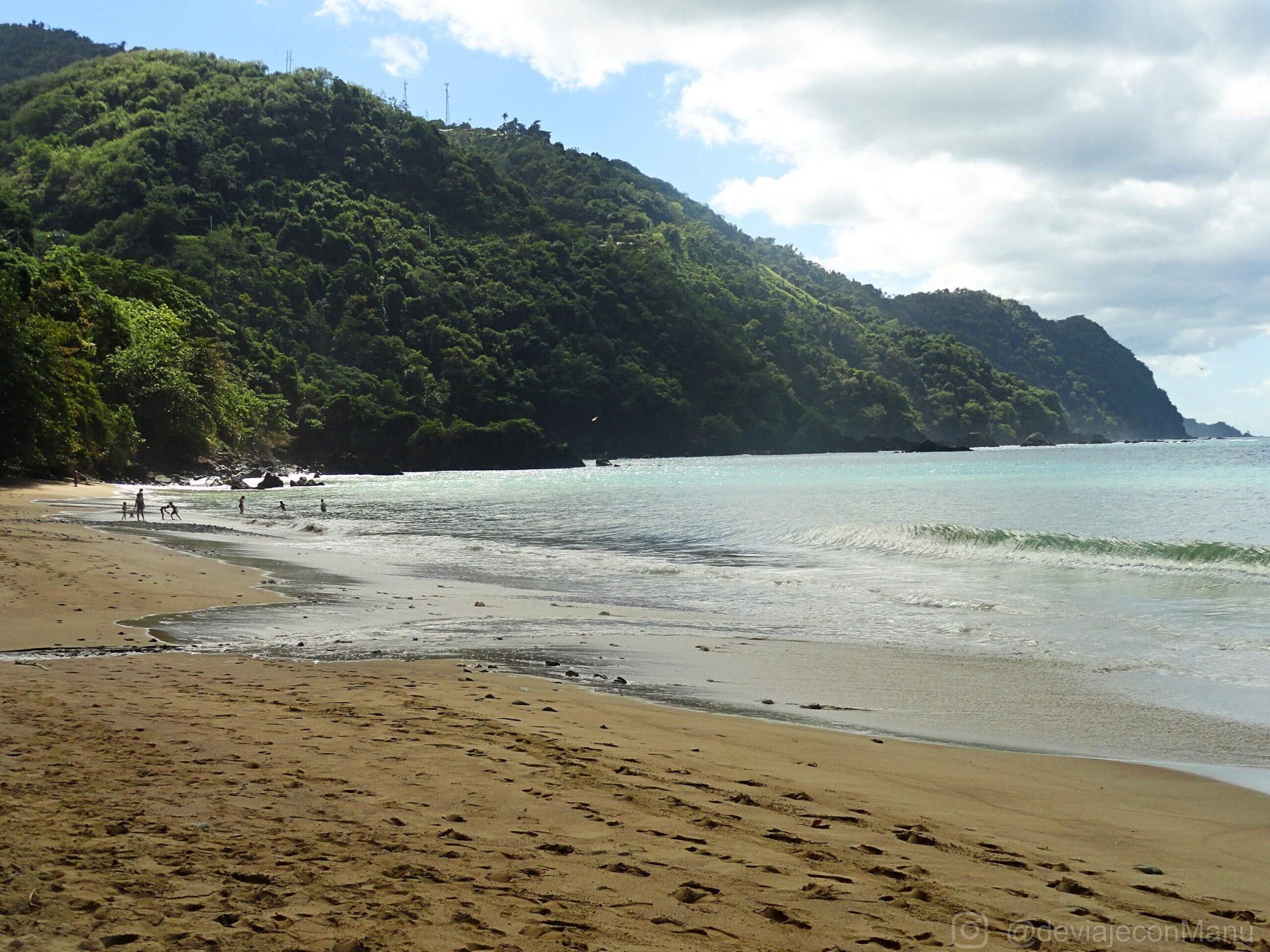Playa Castara