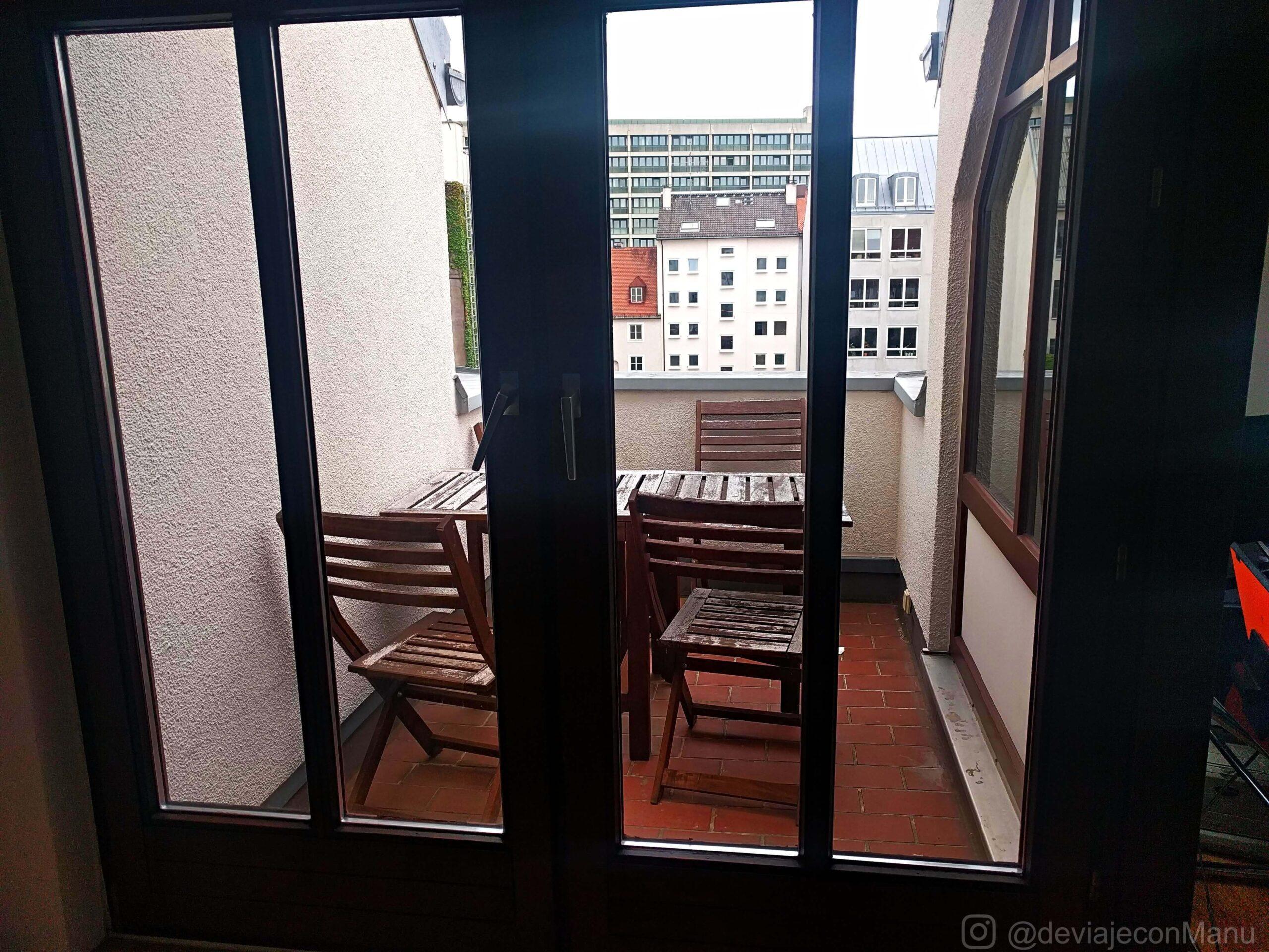 Depto Múnich