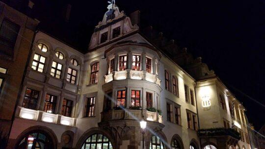 Hofbräuhaus, una experiencia de aquellas